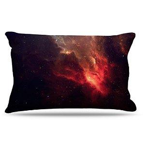 Fronha Para Travesseiros Nerderia e Lojaria galaxia 01 colorido