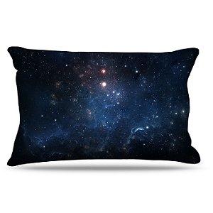 Fronha Para Travesseiros Nerderia e Lojaria galaxia colorido