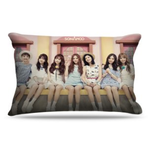 Fronha Para Travesseiros Nerderia e Lojaria kpop sonamoo coreanas colorido