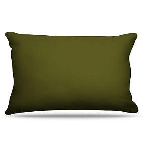 Fronha Para Travesseiros Nerderia e Lojaria marrom colorido