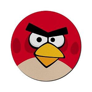 MOUSE PAD GAMER PEQUENO 20x24 cm Nerderia e Lojaria angry bird colorido