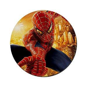 MOUSE PAD GAMER PEQUENO 20x24 cm Nerderia e Lojaria aranha colorido