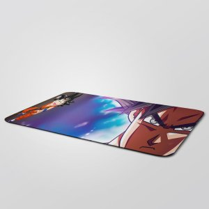 MousePad Gigante 27,5x90cm Nerderia e Lojaria goku colorido