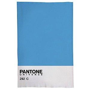 Pano De Prato Descorativo Nerderia e Lojaria pantone azul colorido
