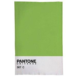 Pano De Prato Descorativo Nerderia e Lojaria pantone verde colorido