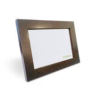Porta Retrato 10x15 cm Nerderia e Lojaria basico madeira basico madeira