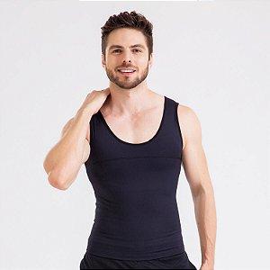 Camiste Corretora de Postura Masculina Esbelt