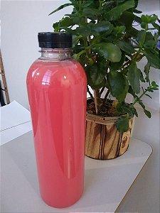 Garrafa pet 500 ml com tampa lacre 60 unidades