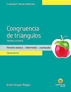 CONGRUÊNCIA DE TRIÂNGULOS - TEORIA E PRÁTICA