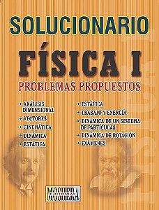 SOLUCIONÁRIO FÍSICA I