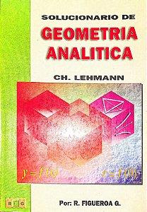 SOLUCIONÁRIO GEOMETRIA ANALÍTICA CH.LEMANN