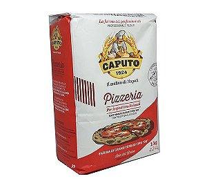 Farinha Italiana 00 Caputo Pizzeria Longa Fermentação 1Kg