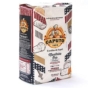 Pack 10 kg Farinha CAPUTO Manitoba Fortíssima Pizza e Panetone