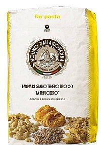 Farinha Italiana 000 Pasta Fresca Molino dalla Giovanna 1kg