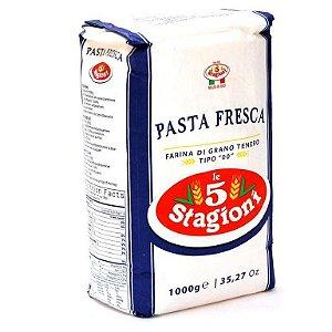 Farinha Tipo 00 Le 5 Stagioni Pasta Fresca 1kg