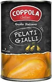 Tomate Pelati Siciliano Coppola Amarelo - 400g