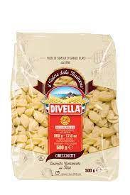 Orecchiette Artesanal Divella 500g
