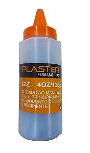 Pó para Gesseiro Azul 120g - Plaster
