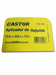 Aplicador de Rejunte 13,5x9,5x1,5cm - Castor