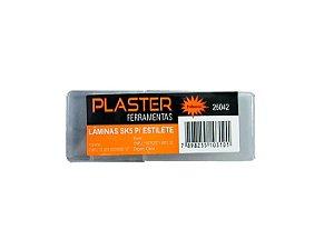 Lâminas para Estilete Trapezoidal - Plaster
