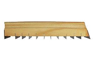 Guião 120 - Quadrado 5cm com Ponta