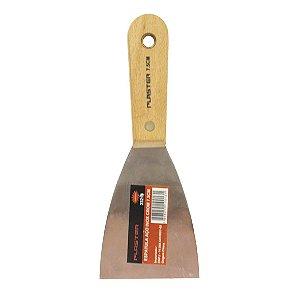Espátula de Aço Inox Cromada 7,5cm - Plaster