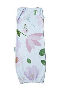 Primeiro Pijama - Regata Estampa Floral