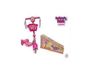 Patinete Mini Unicórnio 3 Rodas Zoop Toys - Rosa ZP00784