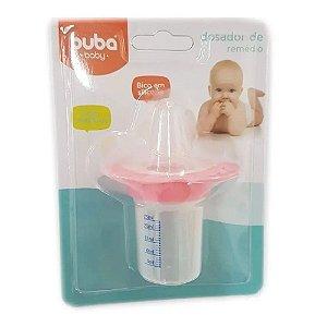 Dosador de Remédio Buba Rosa 09807