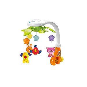 Móbile Amiguinhos De Estimação Winfun Multicor - Yes Toys