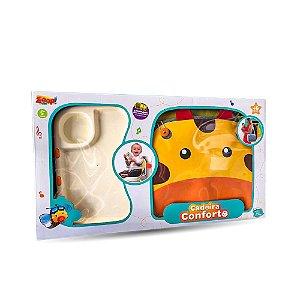 Cadeirinha Alimentação Portátil - Girafinha - Zoop Toys