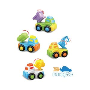 Coleção Mini Truck Divertido - Zoop Toys