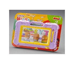 Quadro Mágico Lilás - Zoop Toys