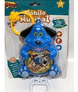 Móbile Musical Cachorrinho - Zp00623 - Zoop Toys