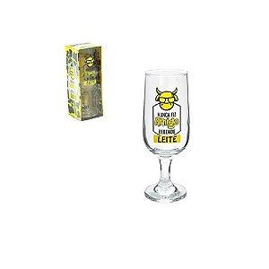 Taça 260ML vidro amigo cerveja  -  Wincy