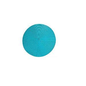 Jogo Americano de Plástico 37,5 CM Azul Turqueza c/2 - FWB