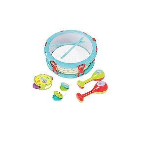 Kit Bateria Baby Multicor - Buba