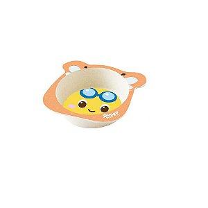Conjunto Alimentação Bowl Baby 3 Peças Abelha - Zoop Toys