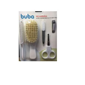 Kit Cuidados Baby Branco - Buba
