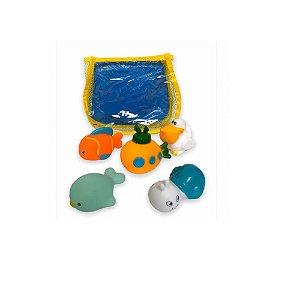 Bichinhos Hora do Banho - Zoop Toys