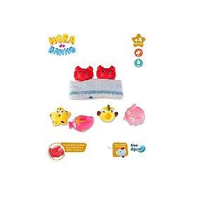 Hora do Banho - Zoop Toys