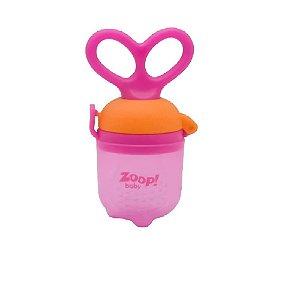 Porta Frutinha Rosa - Zoop Baby