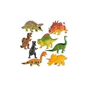 Boneco Coleção Dinossauros Estica e Puxa - Zoop Toys