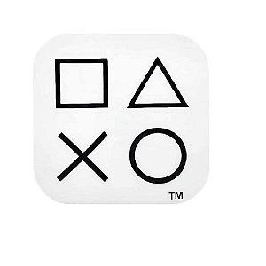 Luminária Playstation Box Ícones Natural - Decorfun