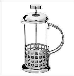 Cafeteira Francesa 350 ml Vidro/Inox Wincy IXB09005
