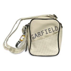 Bolsa Transversal Garfield Bege GF12001BG