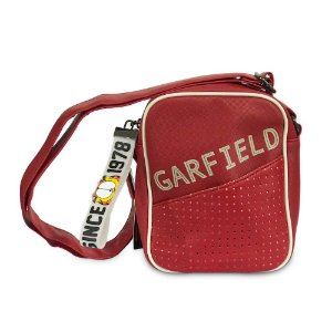 Bolsa Transversal Garfield Vermelha GF12001VM