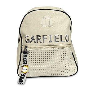 Mochila Garfield Bege GF12004BG