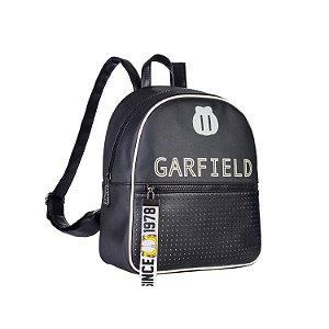 Mochila Garfield Preta GF12004PT