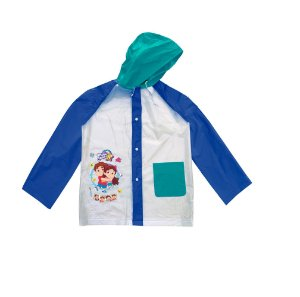 Capa de Chuva Maria Clara e JP Azul JP3268